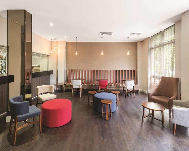 Travelodge Newcastle Lounge/Empfang