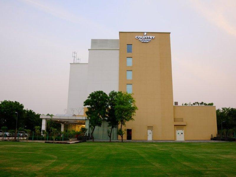 Country Inn & Suites By Carlson Gurgaon Sohna Road Außenaufnahme