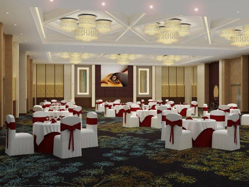 Country Inn & Suites By Carlson Gurgaon Sohna Road Konferenzraum