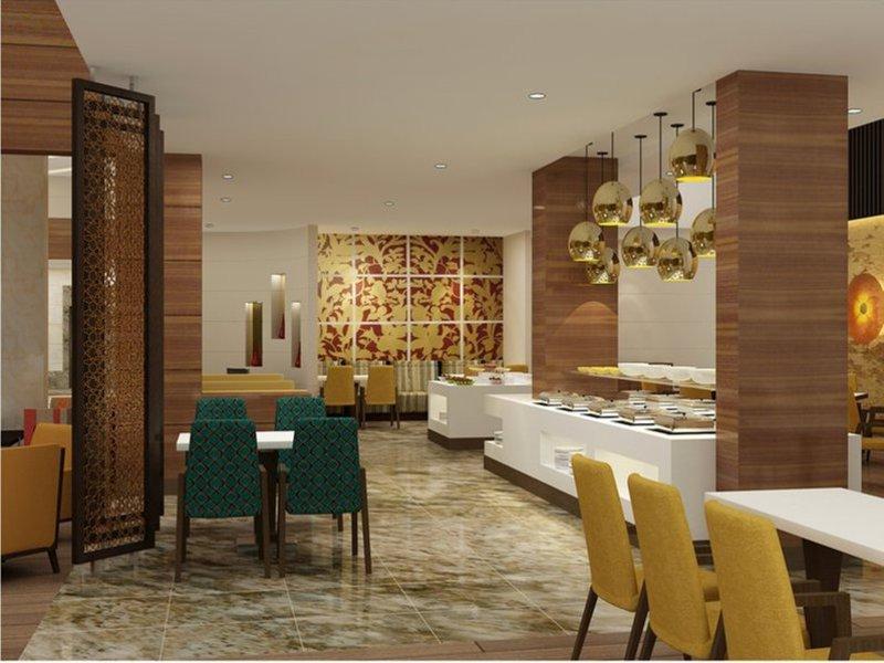 Country Inn & Suites By Carlson Gurgaon Sohna Road Restaurant