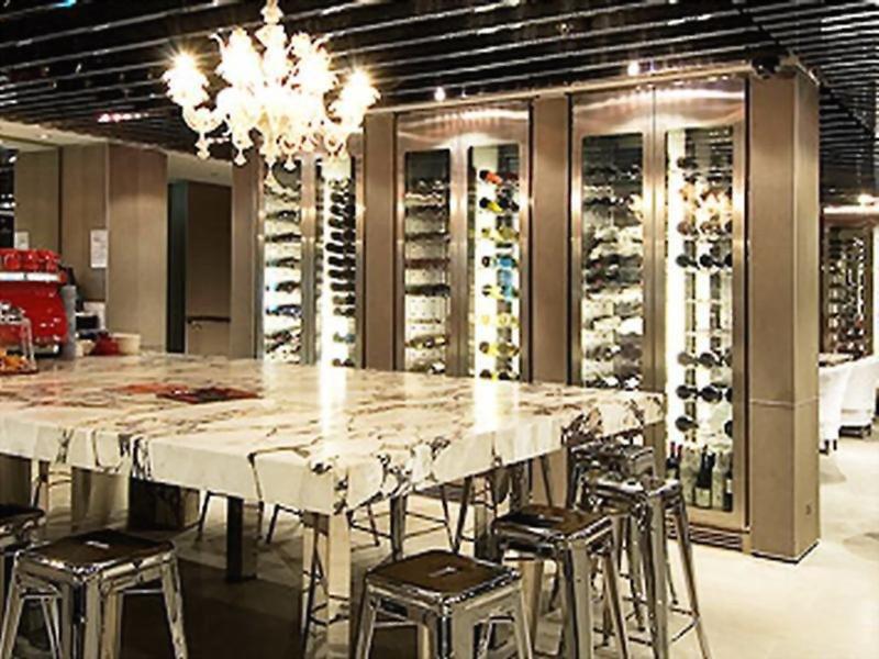 Rydges Melbourne Restaurant