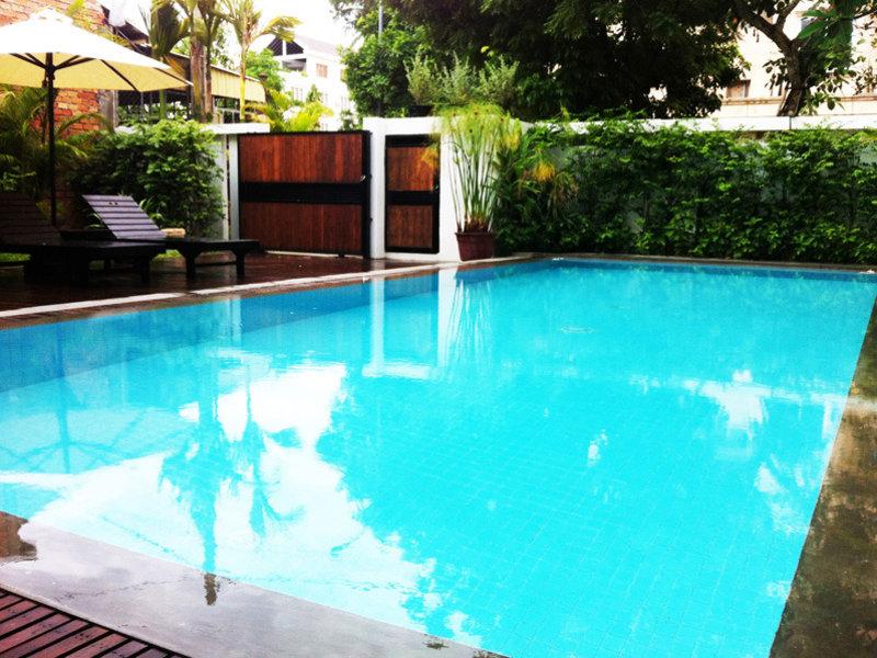 G&Z Urban Hotel  Pool