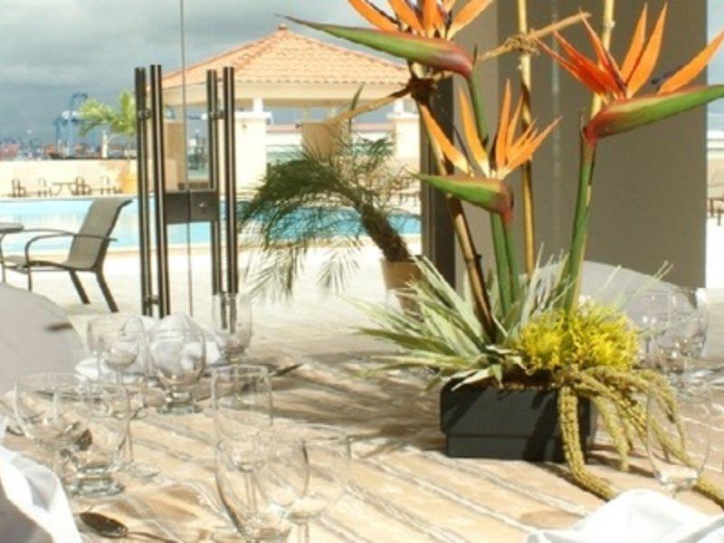 Radisson Colon 2000 Hotel & Casino Terrasse