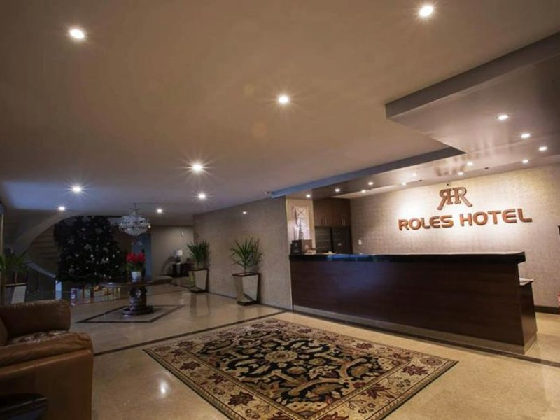 Hotel Roles Lounge/Empfang