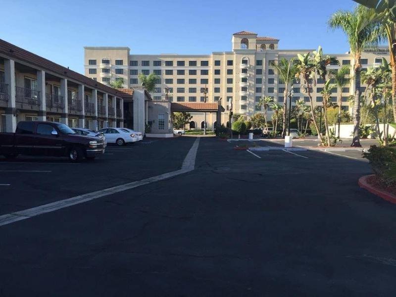 Anaheim Express Inn Maingate Außenaufnahme
