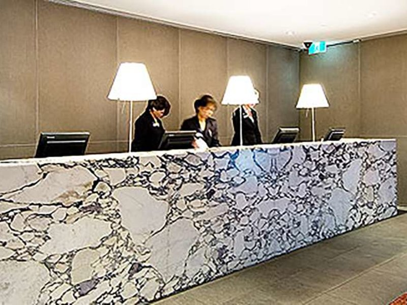 Rydges Melbourne Lounge/Empfang