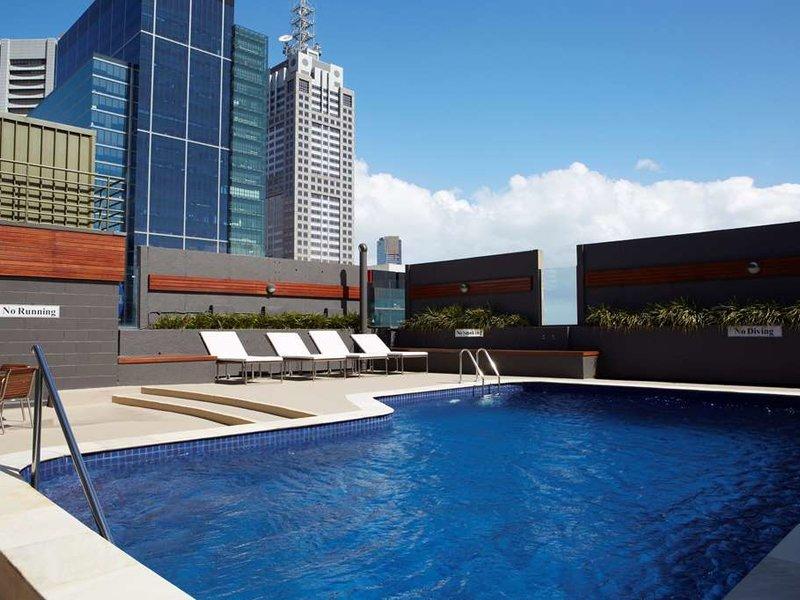 Rydges Melbourne Pool