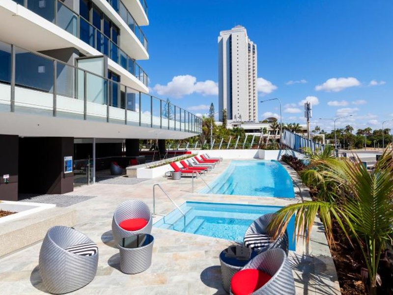 Rhapsody Resort Außenaufnahme
