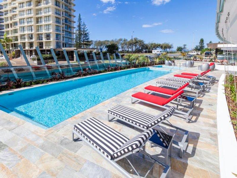 Rhapsody Resort Pool