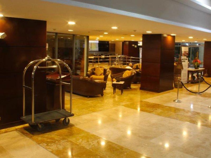Radisson Colon 2000 Hotel & Casino Lounge/Empfang