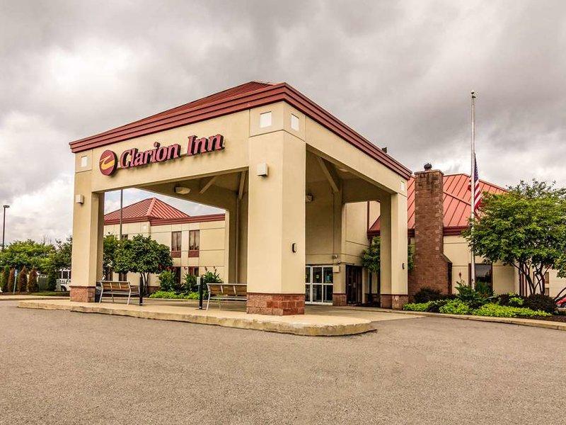 Clarion Inn Pittsburgh Cranberry Außenaufnahme
