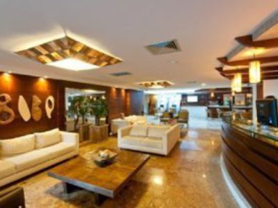 Rifoles Praia Lounge/Empfang