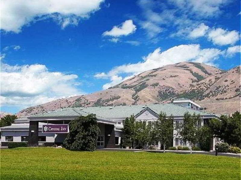 Crystal Inn Hotel & Suites - Brigham City Garten