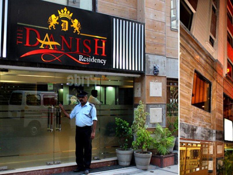 Daanish Residency Außenaufnahme