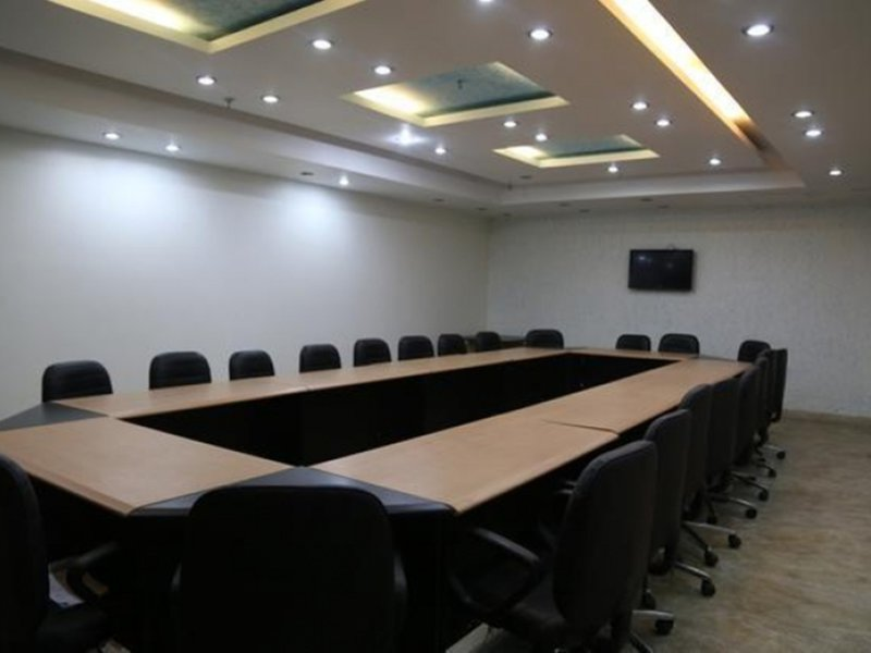 Daanish Residency Konferenzraum
