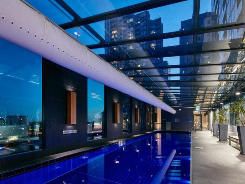 Melbourne Short Stay Apartments Power Street Pool