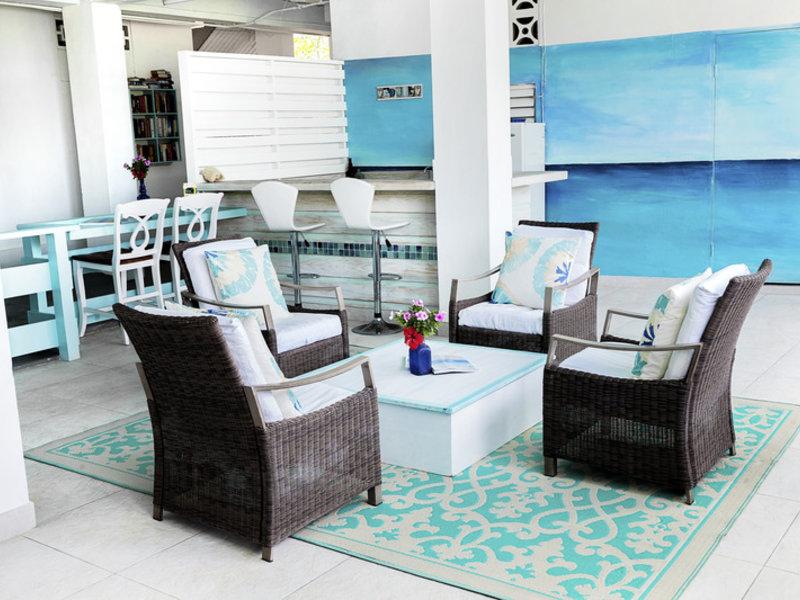Adulo Apartments Lounge/Empfang