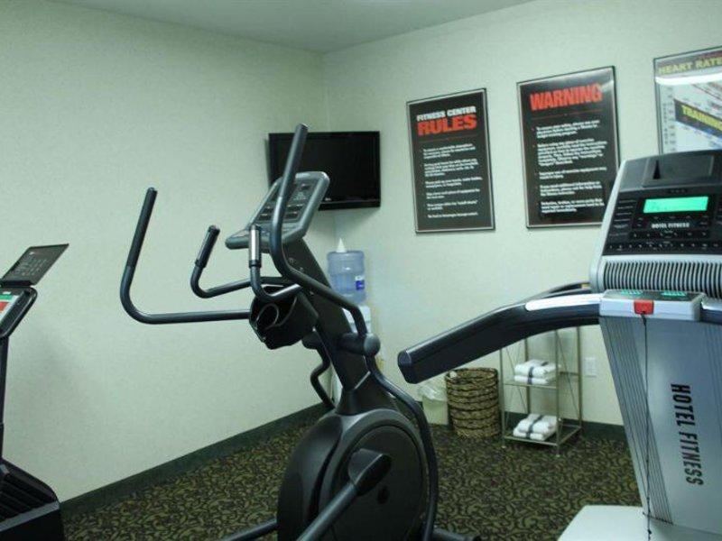Crystal Inn Hotel & Suites - Brigham City Sport und Freizeit