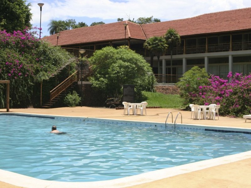 Raices Esturion Lodges Puerto Iguazu Pool