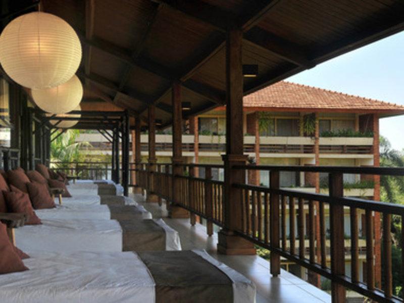 Raices Esturion Lodges Puerto Iguazu Terrasse