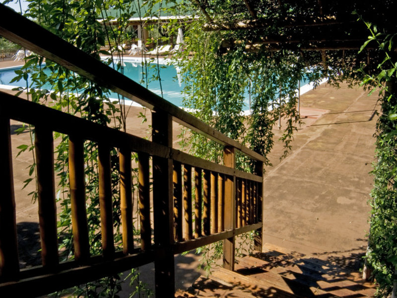 Raices Esturion Lodges Puerto Iguazu Wellness