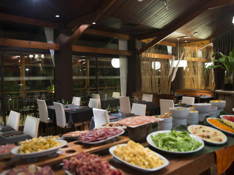 Raices Esturion Lodges Puerto Iguazu Restaurant