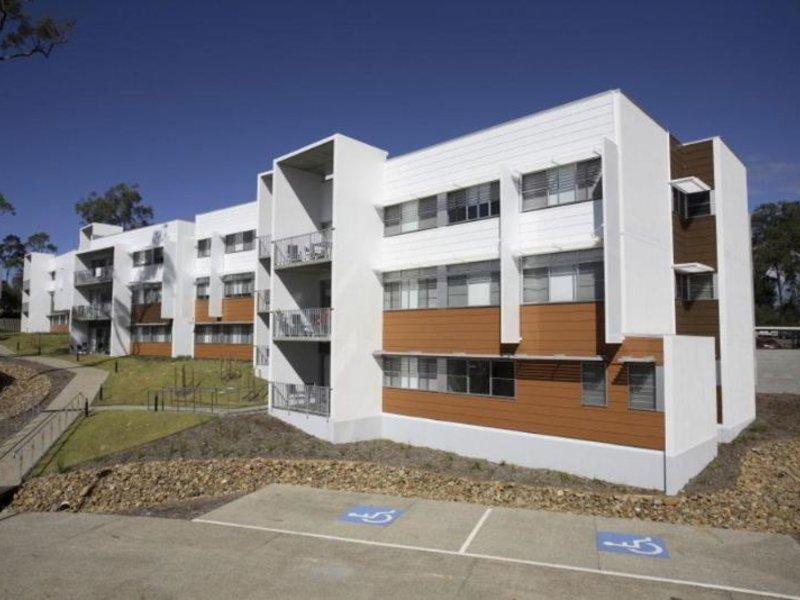 Griffith University Village Außenaufnahme