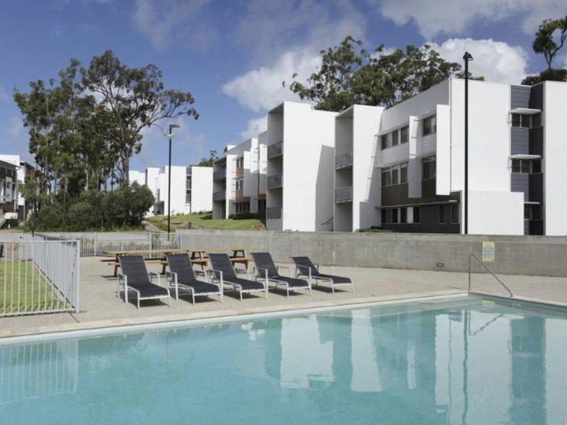 Griffith University Village Pool