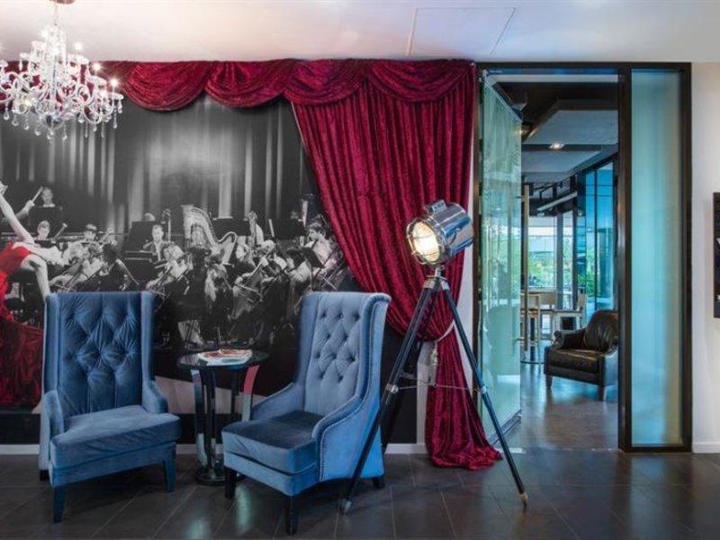 Mantra St Kilda Road Lounge/Empfang