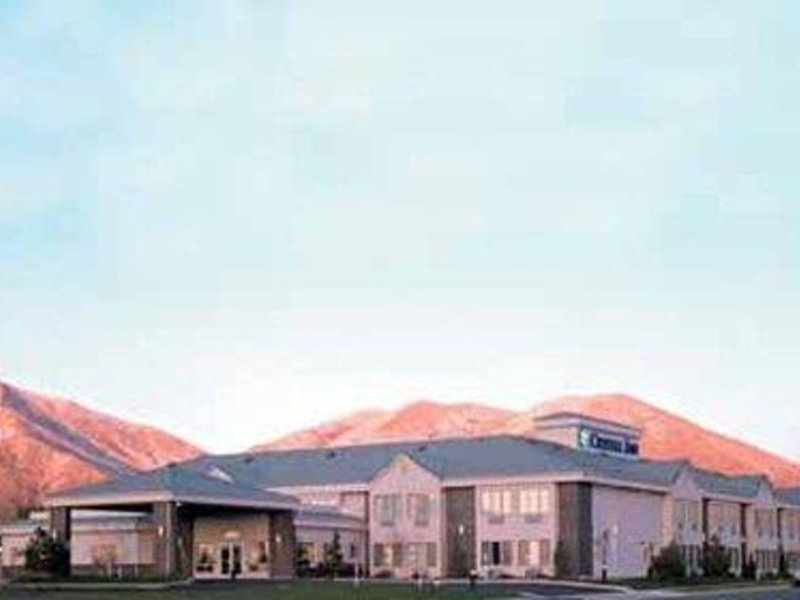 Crystal Inn Hotel & Suites - Brigham City Außenaufnahme