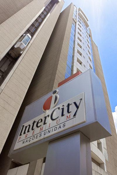 Intercity Nacoes Unidas Außenaufnahme