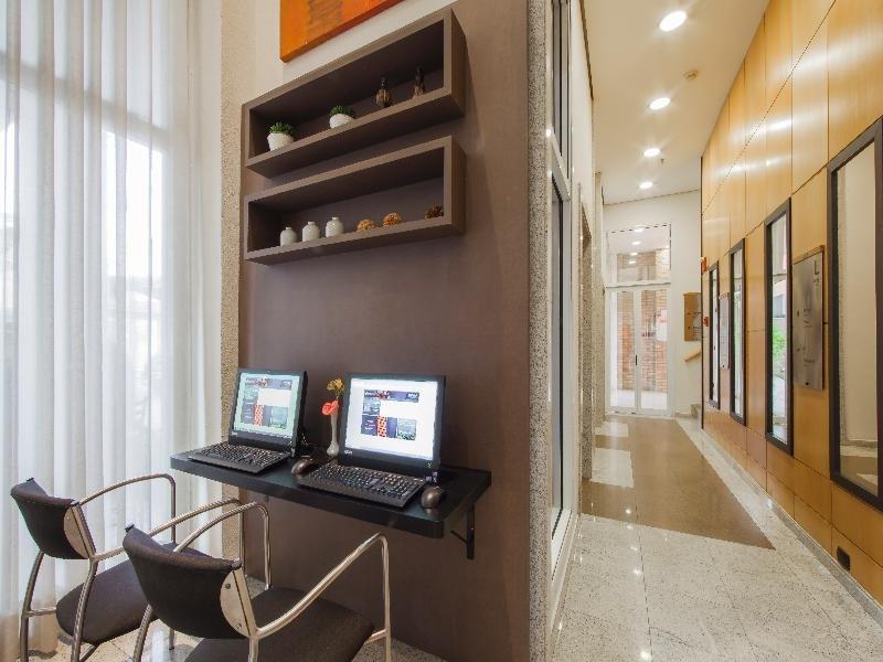 Intercity Nacoes Unidas Lounge/Empfang