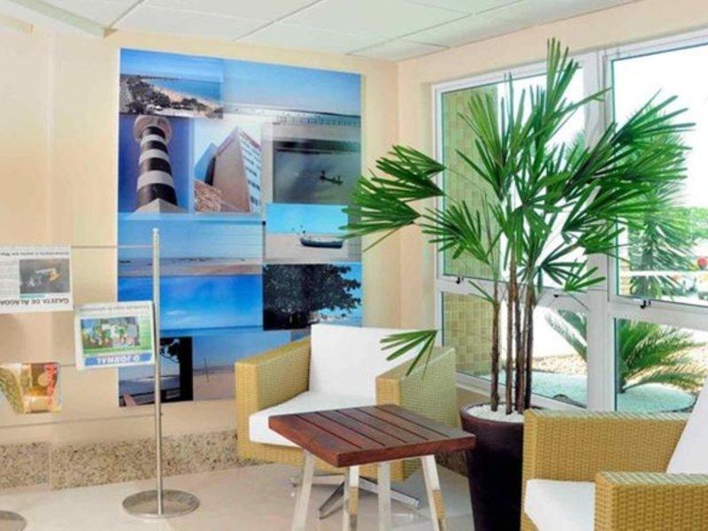 Mercure Maceio Pajucara Hotel Lounge/Empfang