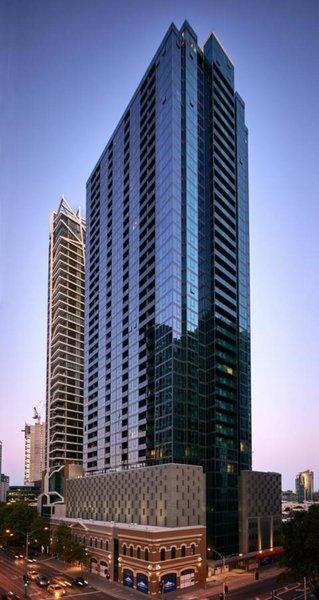 Melbourne Short Stay Apartments Power Street Außenaufnahme