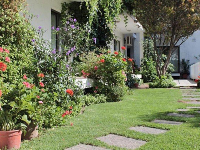 Paradise Departamentos Garten