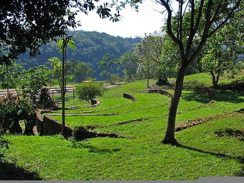 Raices Esturion Lodges Puerto Iguazu Garten