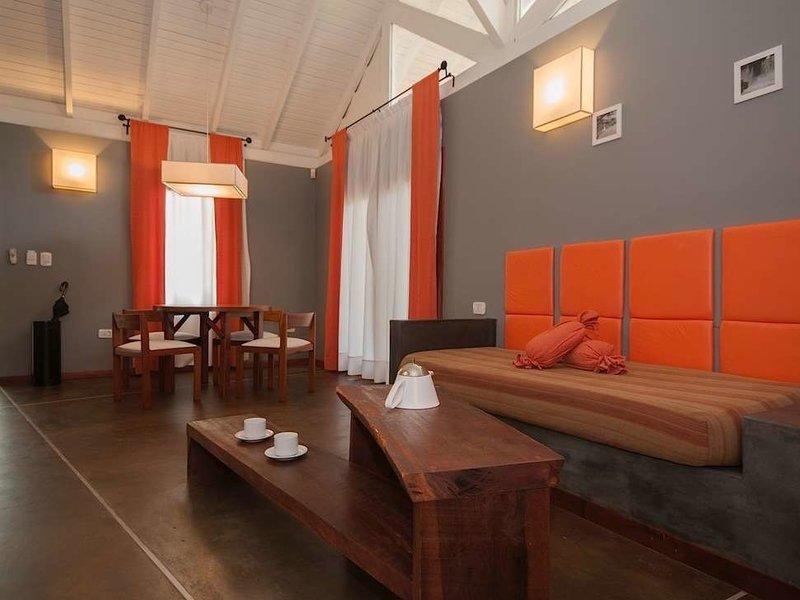 Raices Esturion Lodges Puerto Iguazu Lounge/Empfang