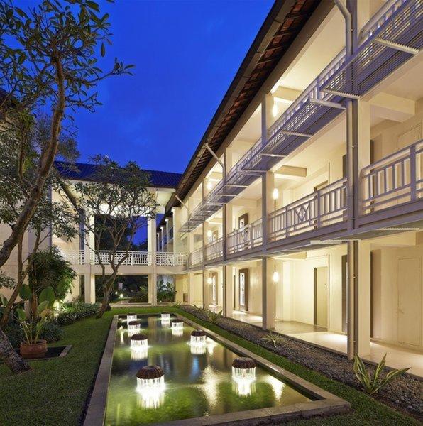 Sheraton Bandung Hotel & Towers Außenaufnahme