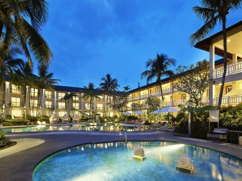 Sheraton Bandung Hotel & Towers Pool