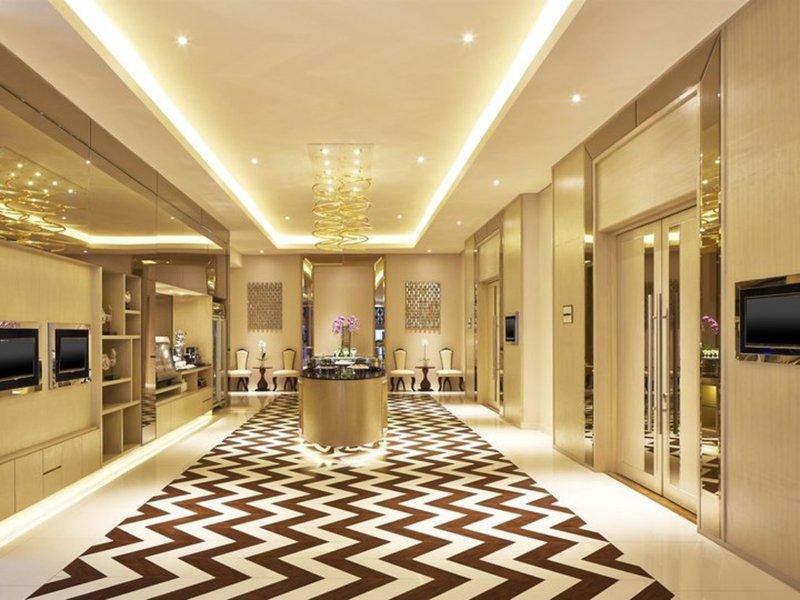 Sheraton Bandung Hotel & Towers Lounge/Empfang