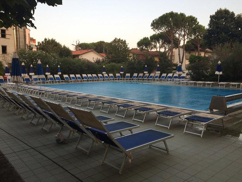 Park Hotel Zadina Pool