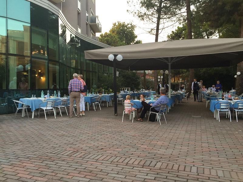 Park Hotel Zadina Restaurant