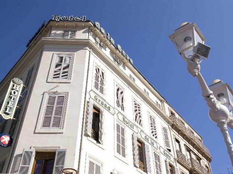 Inter-Hotel Grand Hotel de la Gare Außenaufnahme