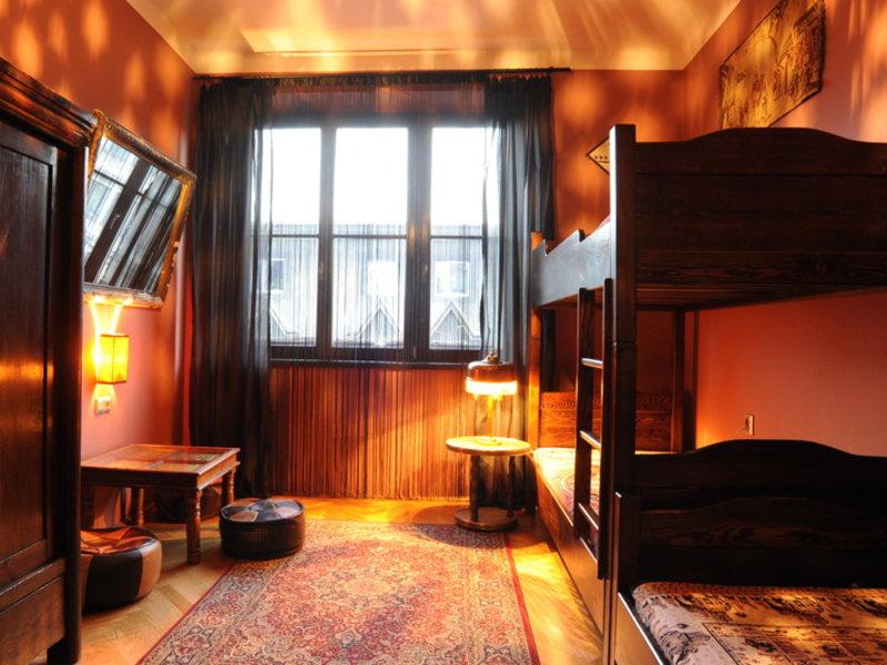 Deco Hostel Wohnbeispiel