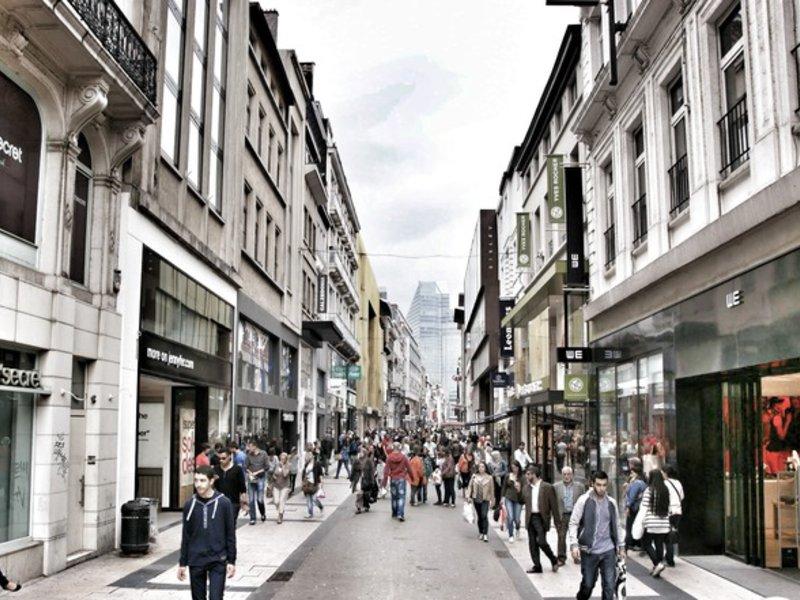 Apartments Apart Brüssel Außenaufnahme