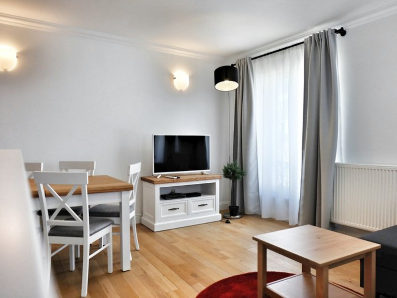 Apartments Apart Brüssel Wohnbeispiel
