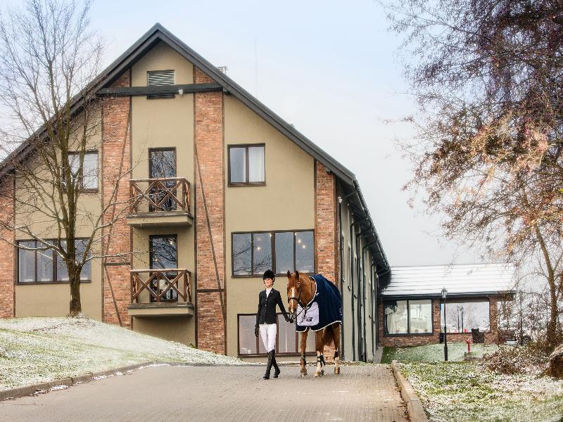 Szary Residence Außenaufnahme