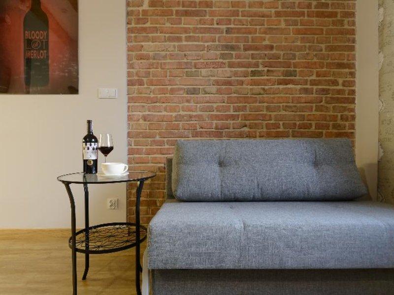 Wine Apartments Wohnbeispiel