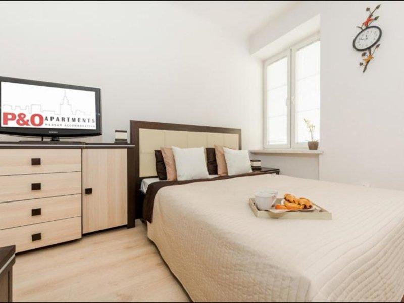P&O Apartments Plac Bankowy 1 Wohnbeispiel