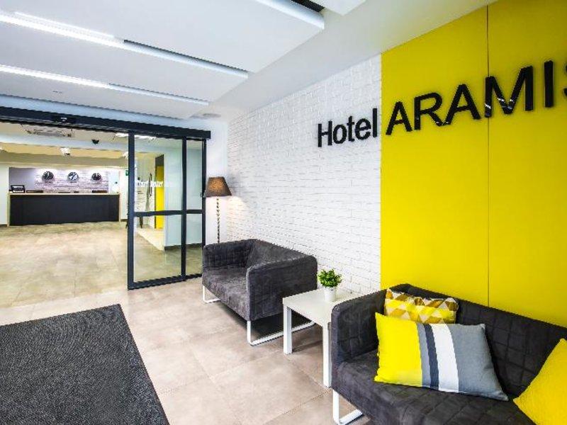 Aramis Lounge/Empfang